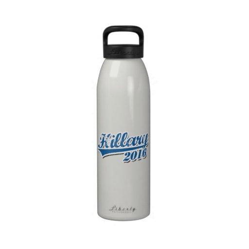 JERSEY 2016 de HILLARY OUTLINE.png Botella De Agua