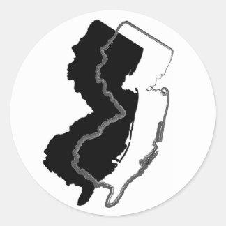 Jersey 2x Sticker