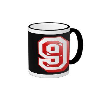 Jersey 9 Mug