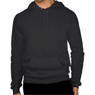 Jersey adicto del suéter con capucha del trance camisetas