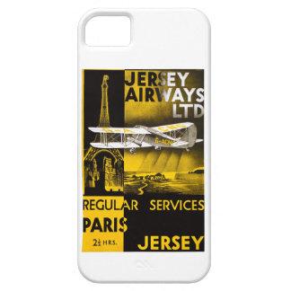 Jersey Airways iPhone 5 Case