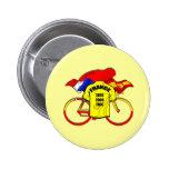 Jersey amarillo de España de los campeones del Tou Pin