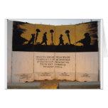 Jersey Barrier Memorial/Garfield Quote Cards