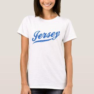 Jersey Blue T-Shirt