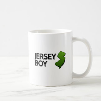 Jersey Boy Coffee Mug