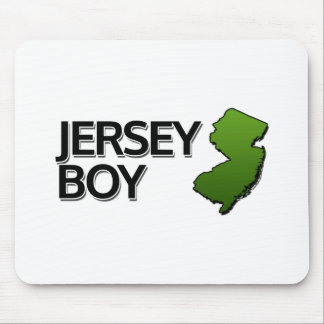 Jersey Boy Mouse Pad