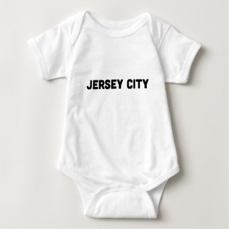 Jersey City Baby Bodysuit