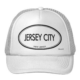 Jersey City, New Jersey Gorras