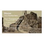 Jersey, Corbiere Lighthouse, III, Channel Islands, Business Card