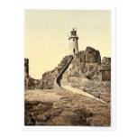 Jersey, Corbiere Lighthouse, III, Channel Islands, Postcards
