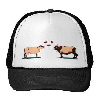 Jersey Couple (dark) Trucker Hat