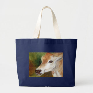 Jersey Cow aceo Bag