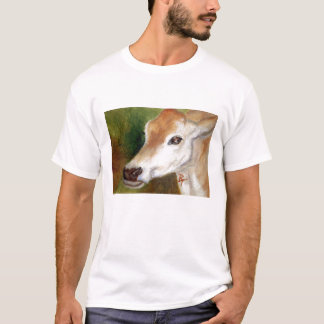 Jersey Cow aceo Tshirt