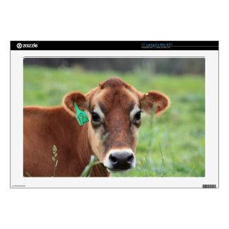 Jersey Cow Laptop Skin