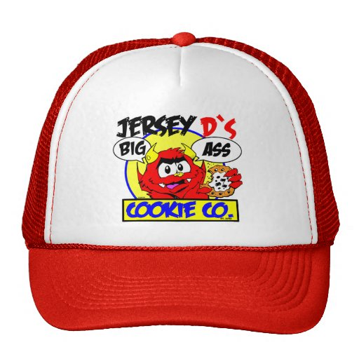 Jersey D`s Big *** Cookie Co. shirt Trucker Hat