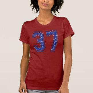 Jersey de 37 personalizados camiseta