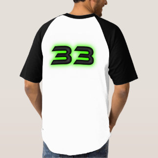 Jersey de béisbol de G33kpod