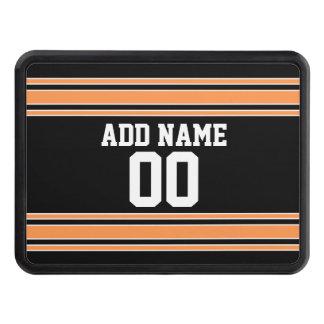 Jersey de equipo con nombre y número de encargo tapa de remolque