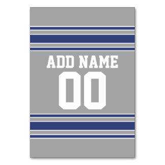 Jersey de equipo con nombre y número de encargo