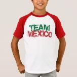 Jersey de equipo mexicano