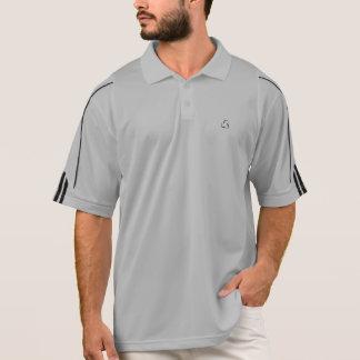 Jersey de la cremallera de Adidas ClimaLite® el