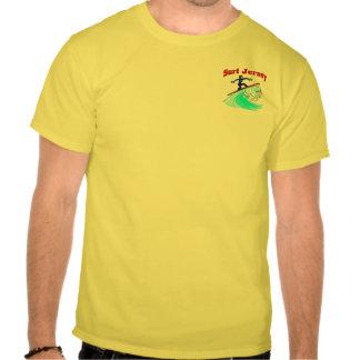 Jersey de la resaca camisetas