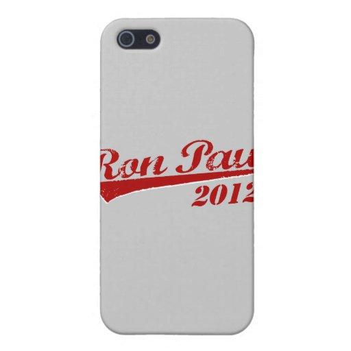 Jersey de RON PAUL iPhone 5 Protector