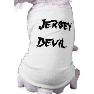 Jersey Devil Doggie Tee Shirt