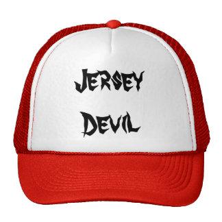 Jersey Devil Mesh Hat