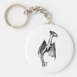 Jersey Devil Keychain