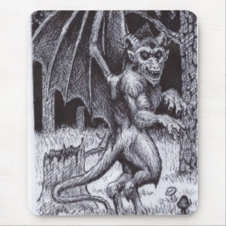 Jersey Devil MP Mouse Pad