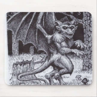 Jersey Devil MP Mousepad