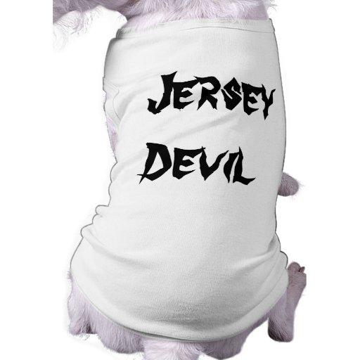 Jersey Devil Pet T Shirt