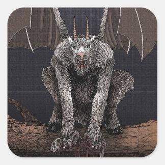 Jersey Devil Stickers