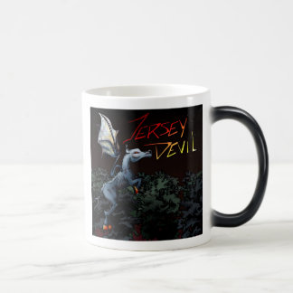 Jersey Devil True Believer Line Mug