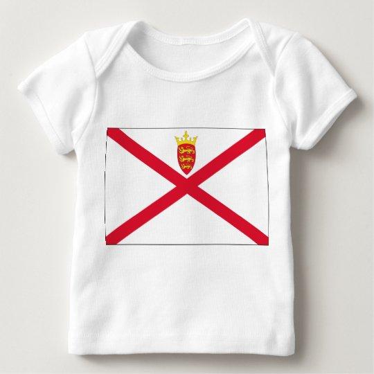 Jersey Flag Baby T-Shirt