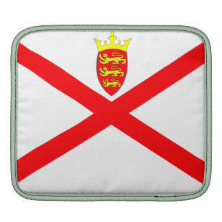 Jersey Flag iPad Sleeves
