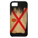Jersey Flag iPhone 5 Cases