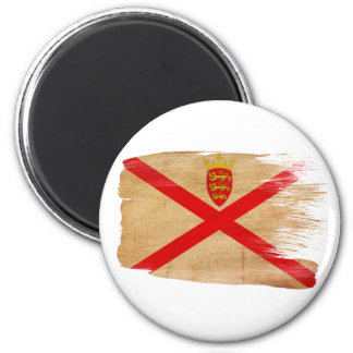 Jersey Flag Magnets