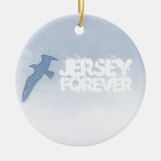 JERSEY FOREVER Ornament
