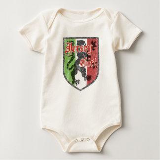 Jersey Girl Baby Bodysuit