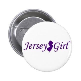 Jersey Girl Pins