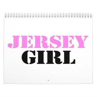 Jersey Girl Calendar