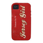 Jersey Girl Case-Mate iPhone 4 Cover