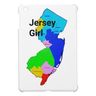 Jersey Girl Colorful iPad Mini Cover