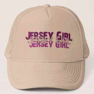 JERSEY GIRL gifts & greetings Trucker Hat