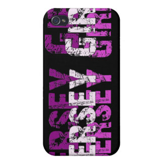 JERSEY GIRL  iPhone 4 CASE