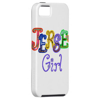 Jersey Girl iPhone Case Cover For iPhone 5/5S