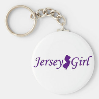 Jersey Girl Keychains