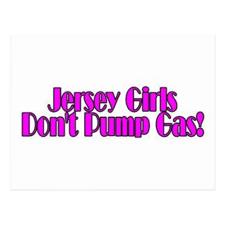 jersey girl postcard